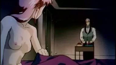 Pink Head In Ruthless Bondage Gangbang