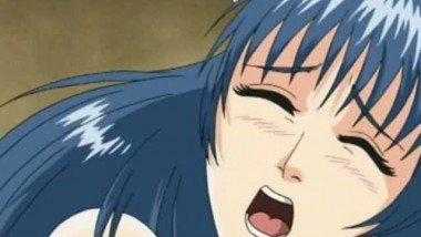 Busty Anime Lesbians Fingering