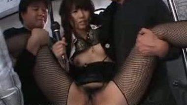 Asian Fuck In TV Chanel