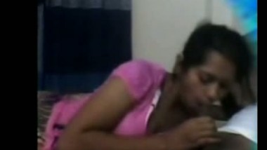 Cock suck by hot south girl Meenu