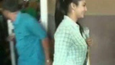 Actress Ragini Boobs Fixed