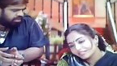 Muslim bhabhi with hubby's friend