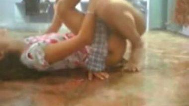 Floor missionary sex with neighbor
