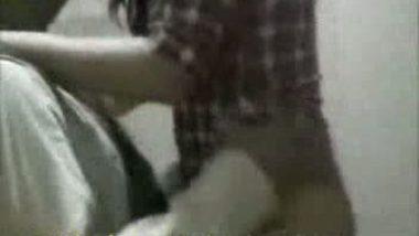 Hot Indian girl anu first time on cam MMS