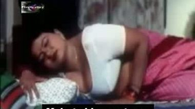 Aged mallu aunty seducing young boy