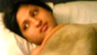 Morning Time A Young Wife Nude In Bed & Shoot By Her Hubby