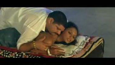 Indian Bedroom Night Scene