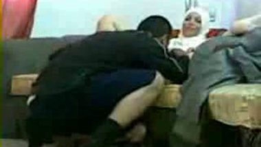 Muslim Couple Homemade Sex