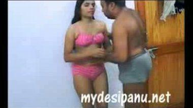 Mrs. Gupta in her brand new scandal clip mms 3
