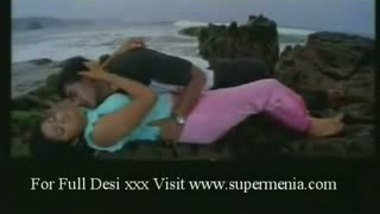 Romance In The Beach