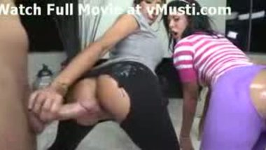 Two Latina Girl Sex together