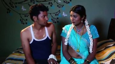 South Indian famous porn star Swathi naidu honeymoon scene
