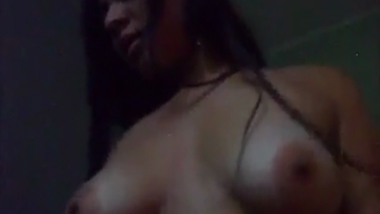 Lucknow young petite maid rides her house owner's dick