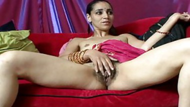 Indian Chick Prema Jizzed On Her Pretty Ass