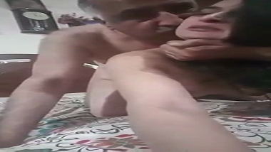 Mature Amritsar aunty doggy style sex with old lover