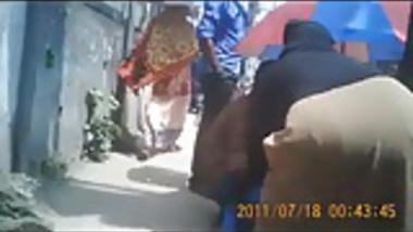 Bangladeshi Street Booty