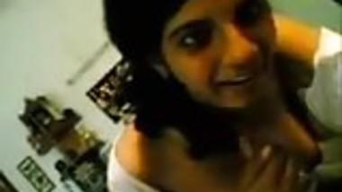 Desi Delhi DPS MMS Student Sucking Cock bachi Blowjob Boobs