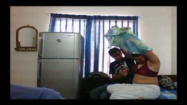 Indian maid hidden cam porn video