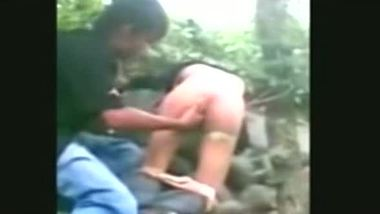 Indian hot outdoor hardcore sex video