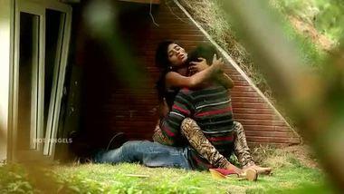 Outdoor fucking videos desi teen with lover