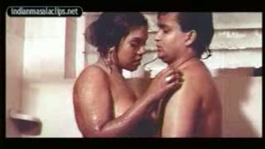 Desi mallu bhabhi shower sex with lover