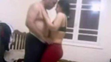Desi mature sex video caught on webcam