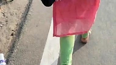 cum on hot pink salwar girl