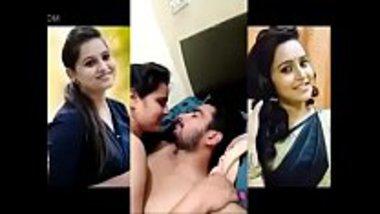 Hot South Indian TV celebrity scandal