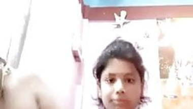 Cute Indian girl selfie for lover