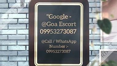 Goa Escorts Girls 9953 273 087 female Escorts in Goa.