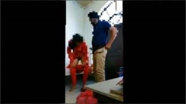 Sexy Punjabi Aunty Banged By Neighbor Uncle