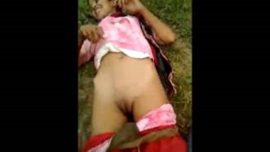 Sexy College Maal Banged In Forest