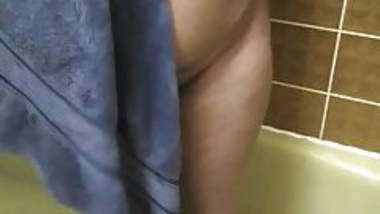 My sexy wife after a shower