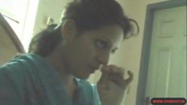 Sexy Punjabi Girl Feeling Pain After Anal