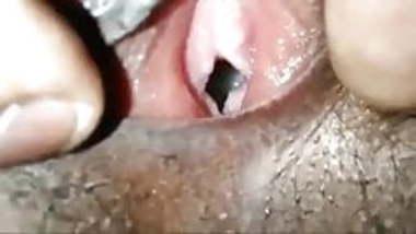 Desi gf pussy after cum entering