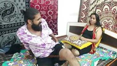 Indian desi couple fuck in doggy style