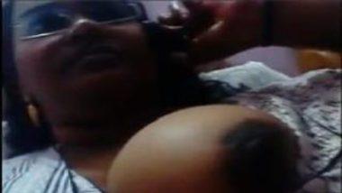 Nephew Sucking Big Boobs Of Hot Tamil Aunty