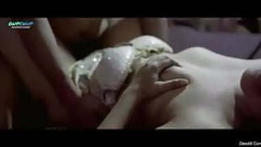 Mature Bhabhi sex with Devar in parents bedroom