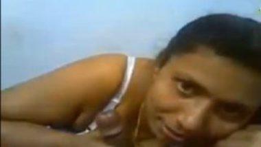 Hot mallu aunty sucking penis of tenant