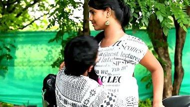 Indian Girl In Public Sex On Bike