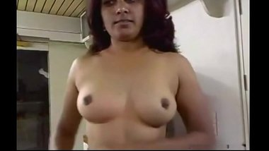 British indian sexy Aunty with Boss