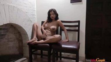 Indian Teen Masturbating Before Getting Fucked