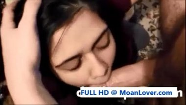 Indian Girl forced blowjob by his boyfriend MoanLover.com
