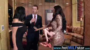 Sex Tape With (india summer) Hot Milf Hungry For Big Cock To Bang clip-16