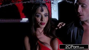 Keiran Lee Fucking Demons Ariella Ferrera, India Summer & Veronica Avluv In Hell