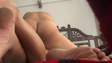 2018, Major Milf drilling from back and front