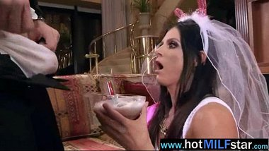 Hardcore Sex With (india summer) Sluty Mature Lady Busy On Mamba Cock clip-17
