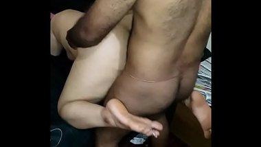 Desi Wife Mansi share by husband - 2