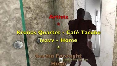 Arthur Phoenix Meets Hindi (Orgasmic Second Life, SL Sex)
