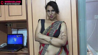Amateur Indian Babe Lily Dirty Talk